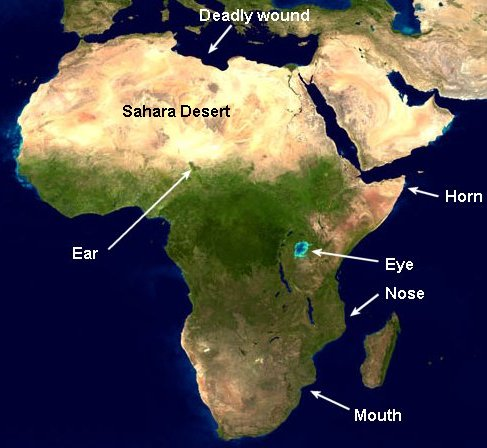 sahara desert on a world map Images And Places Pictures And Info Sahara Desert Location On
