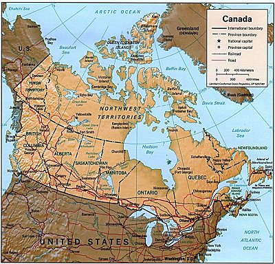 Queen Elizabeth Islands Map Canada Queen Elizabeth Islands @ God's Geography