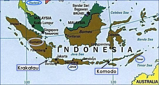 Indonesia gods geography map of indonesia and malaysia gumiabroncs Gallery