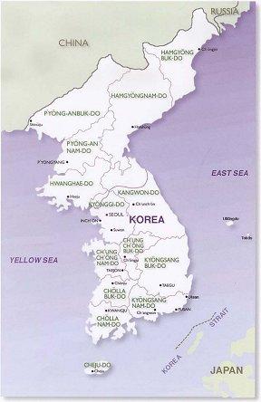 Korea God S Geography