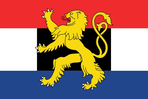 Belgium Holland Gods Geography – Map of Germany and Holland Together